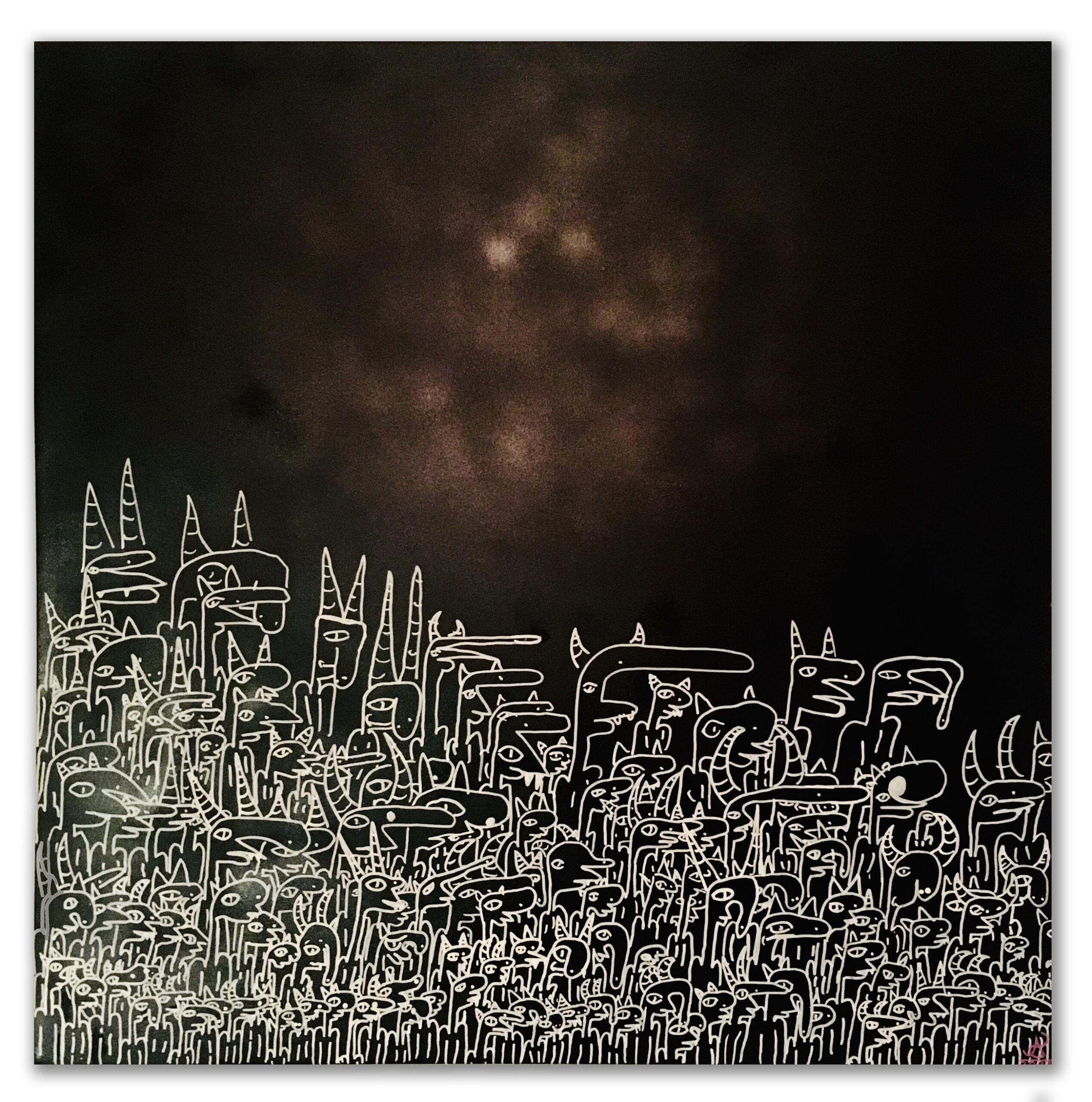 Antek Dumala canvas no.1