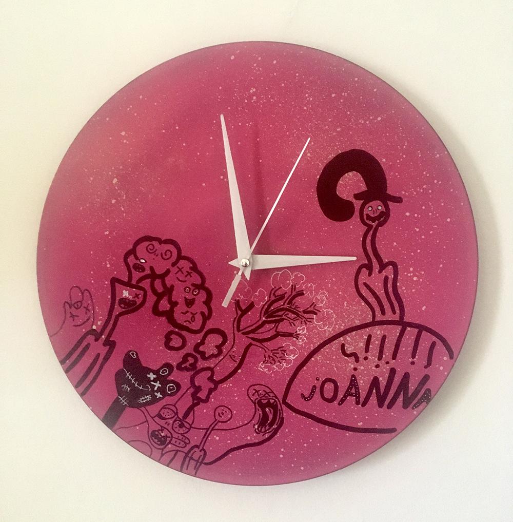 Antek Dumala clock no.3